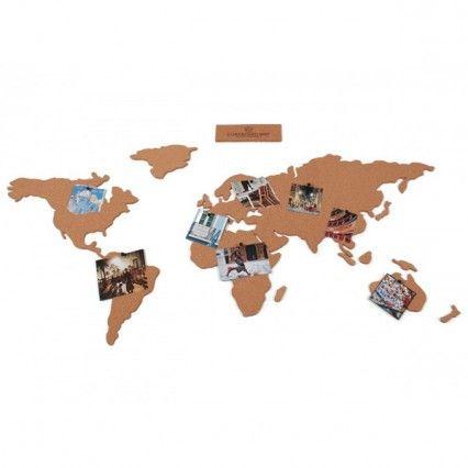 Corkboard map sciox Gallery