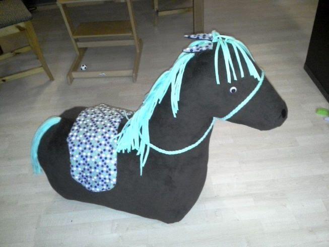 Pferd nähen mit Anleitung und SM | Nähen Tiere | Pinterest | Pferde ...