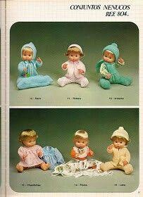 Nenuco vestuario