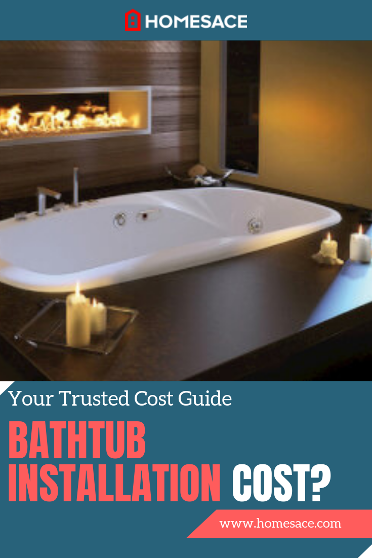 How Much Does Bathtub Installation Cost Home Improvement Projects