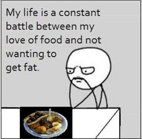 The Struggle #funnypictures
