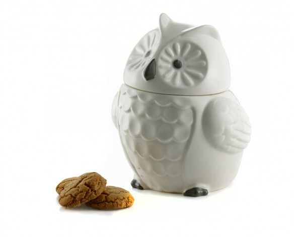 Snowy Owl Cookie Jar Holiday Stokes Inc Canada S