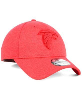 d185a690 New Era Atlanta Falcons Tonal Heat 39THIRTY Cap - Red L/XL ...