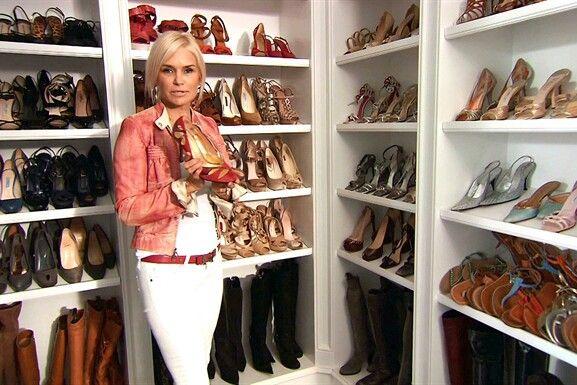 Yolanda Fosters Closet