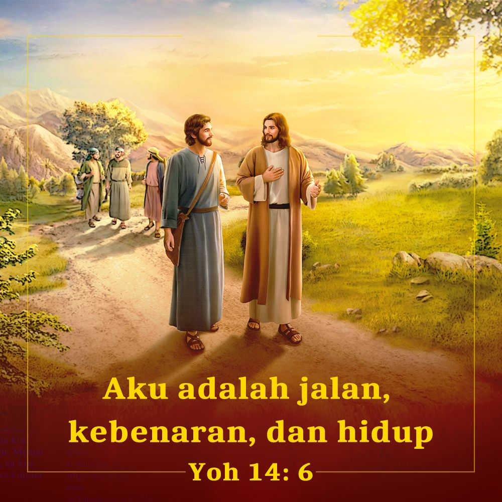 Yesus Adalah Tuhan Scritture Bibliche Bibbia Versetti Biblici