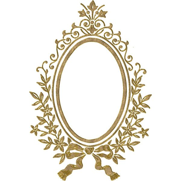 mirror frame outline. Shareapic.net ❤ Liked On Polyvore Featuring Frames, Backgrounds, Gold Mirror Frame Outline S