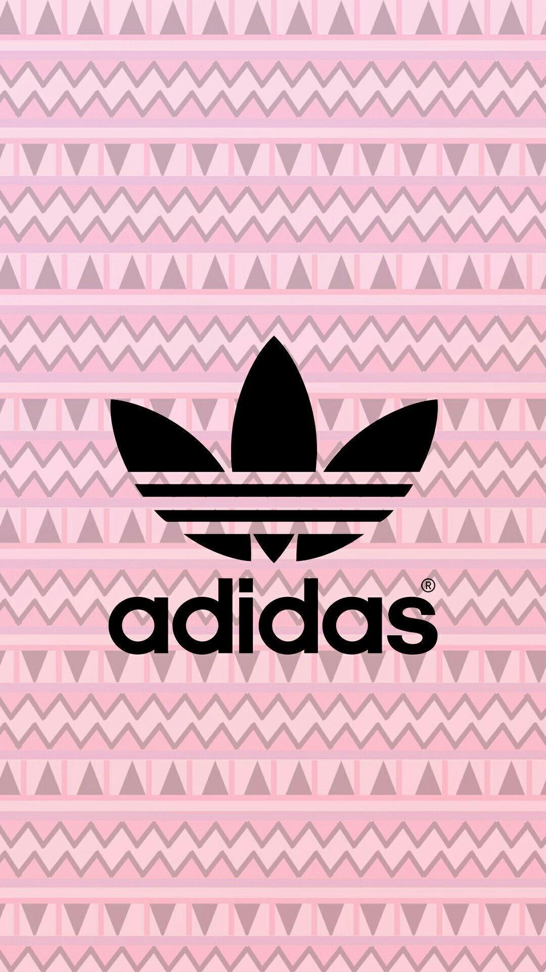 Adidas Girly Wallpaper Home Screen Adidas Wallpapers Adidas Logo Wallpapers Adidas Wallpaper Iphone