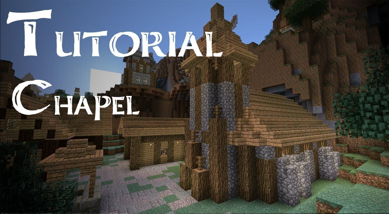 House building minecraft tutorial castle