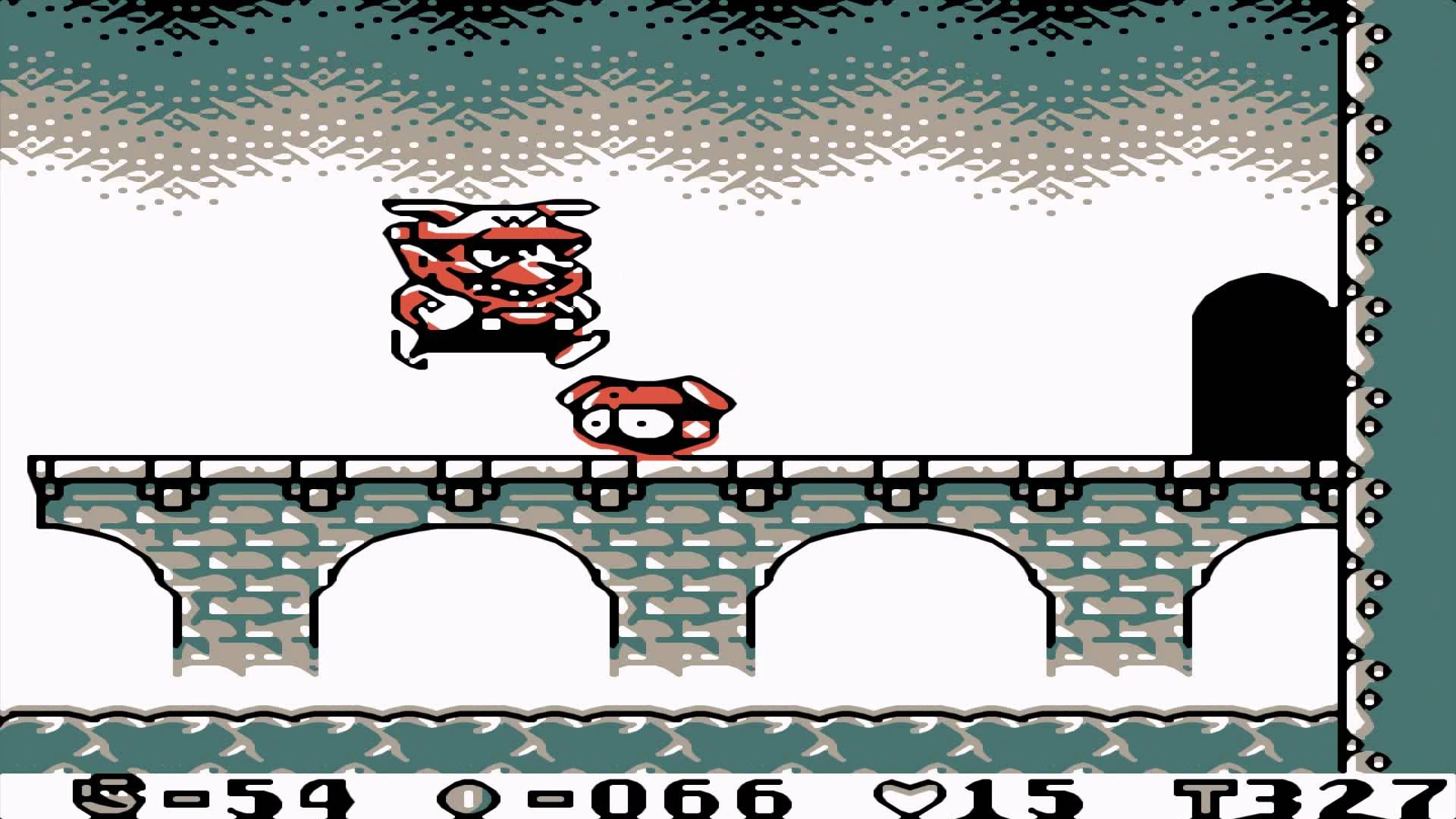 Wario wario land game boy color nintendo para for Nintendo land coloring pages