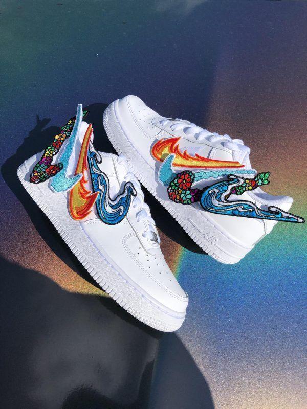 Custom nike shoes, Nike air shoes, Nike