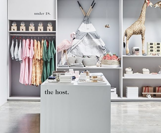 bd4a8cd949a Inside Gwyneth Paltrow s Goop Christmas pop up store in L.A. - Vogue Living