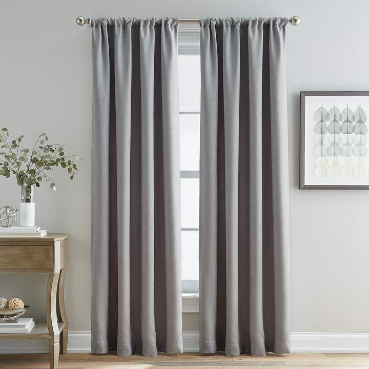 Mayfair 1 Panel Room Darkening Window Curtain Products Room Darkening Curtains Room Darkening Curtains