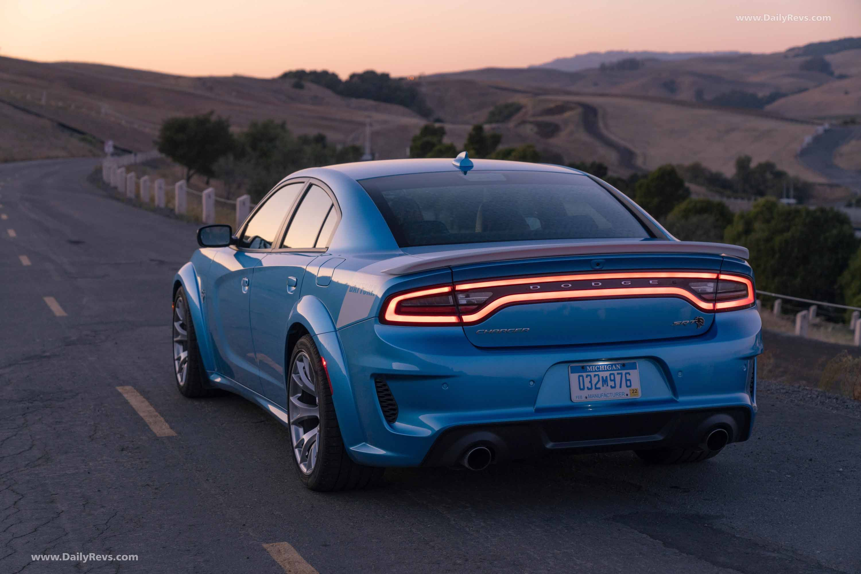 2020 Dodge Charger Srt Hellcat Widebody Hd Pictures Specs Information Videos Dailyrevs In 2020 Dodge Charger Charger Srt Hellcat Dodge Charger Srt