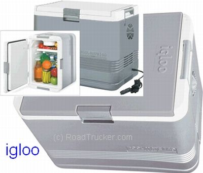 Igloo Koolmate 40 12 Volt Thermoelectric Cooler We Will Use This For Our Refrigeration On The Porch We Ll Rig Up A Pressure Canner Easy Camping Meals Igloo