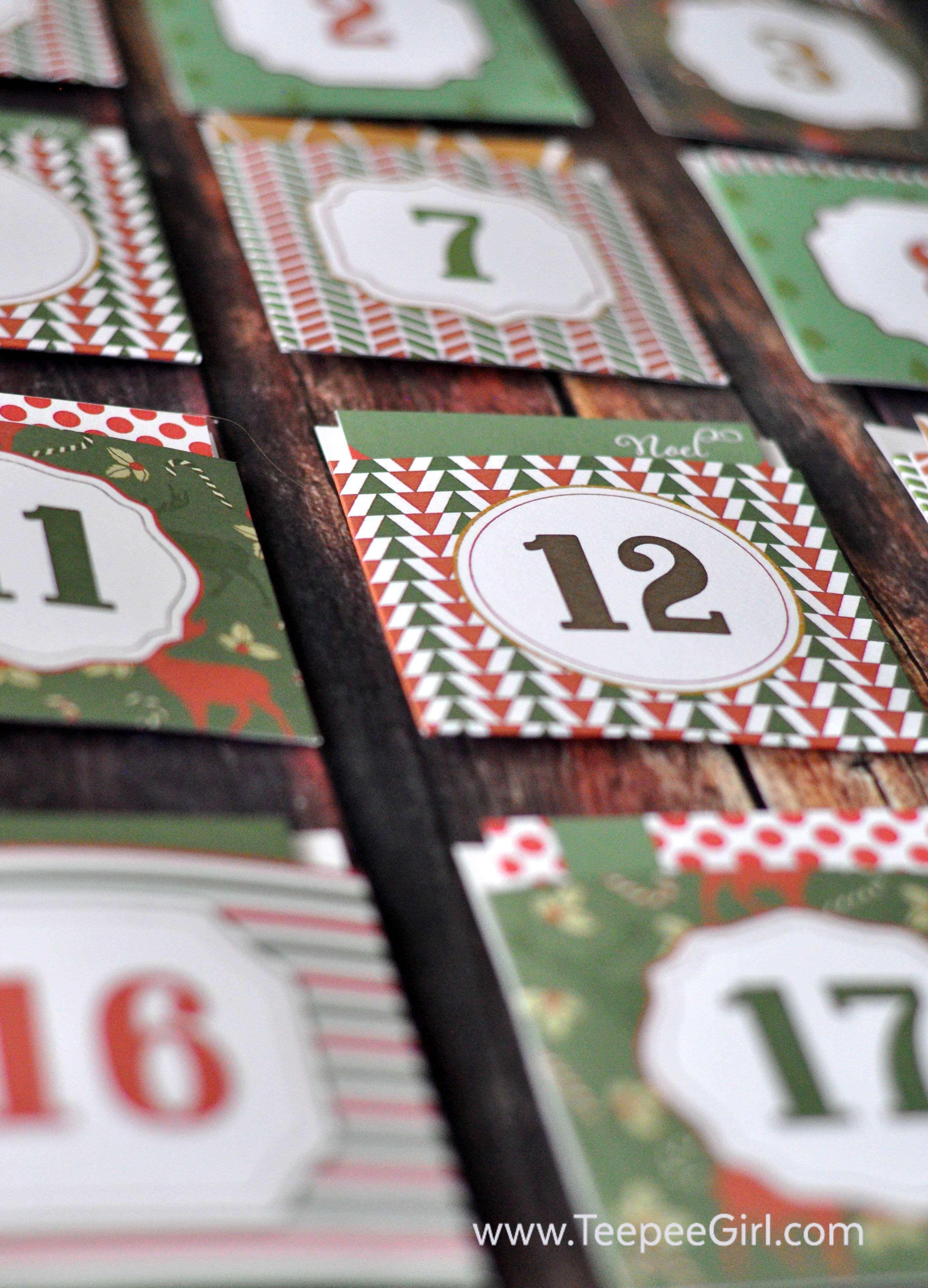 Free christmas advent 52 ways to lighttheworld