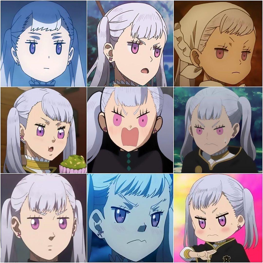 Noelle Silva Black Clover Fantasia Anime Personagens De Anime Anime