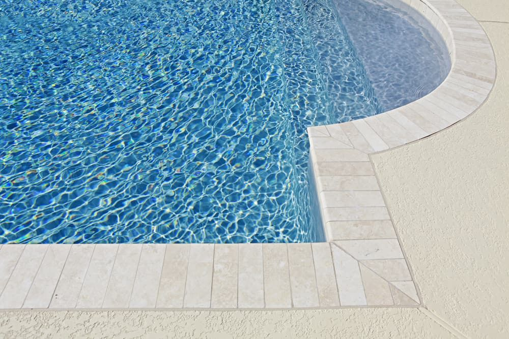 how to clean a green pool after rain