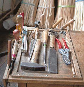 Werkzeuge sind nötig, Maschinen dagegen gibt es nicht.