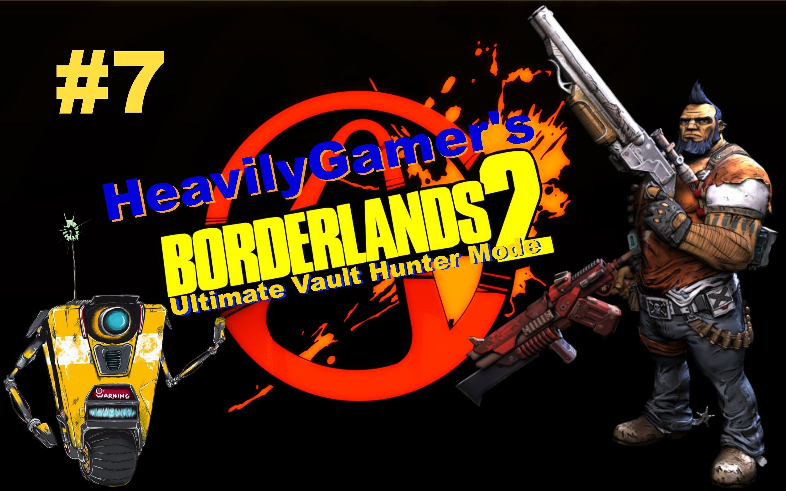 Borderlands 2 Ultimate Vault Hunter Mode Part 7:Medical Mystery,No Vacan...