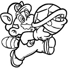 Top 20 Free Printable Super Mario Coloring Pages Online Super Mario Coloring Pages Mario Coloring Pages Coloring Pages