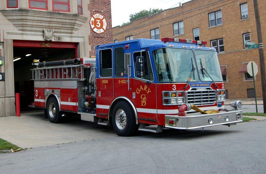 Gary Indiana Fire Truck By Jdawg9806 On Deviantart Fire Trucks Trucks Fire
