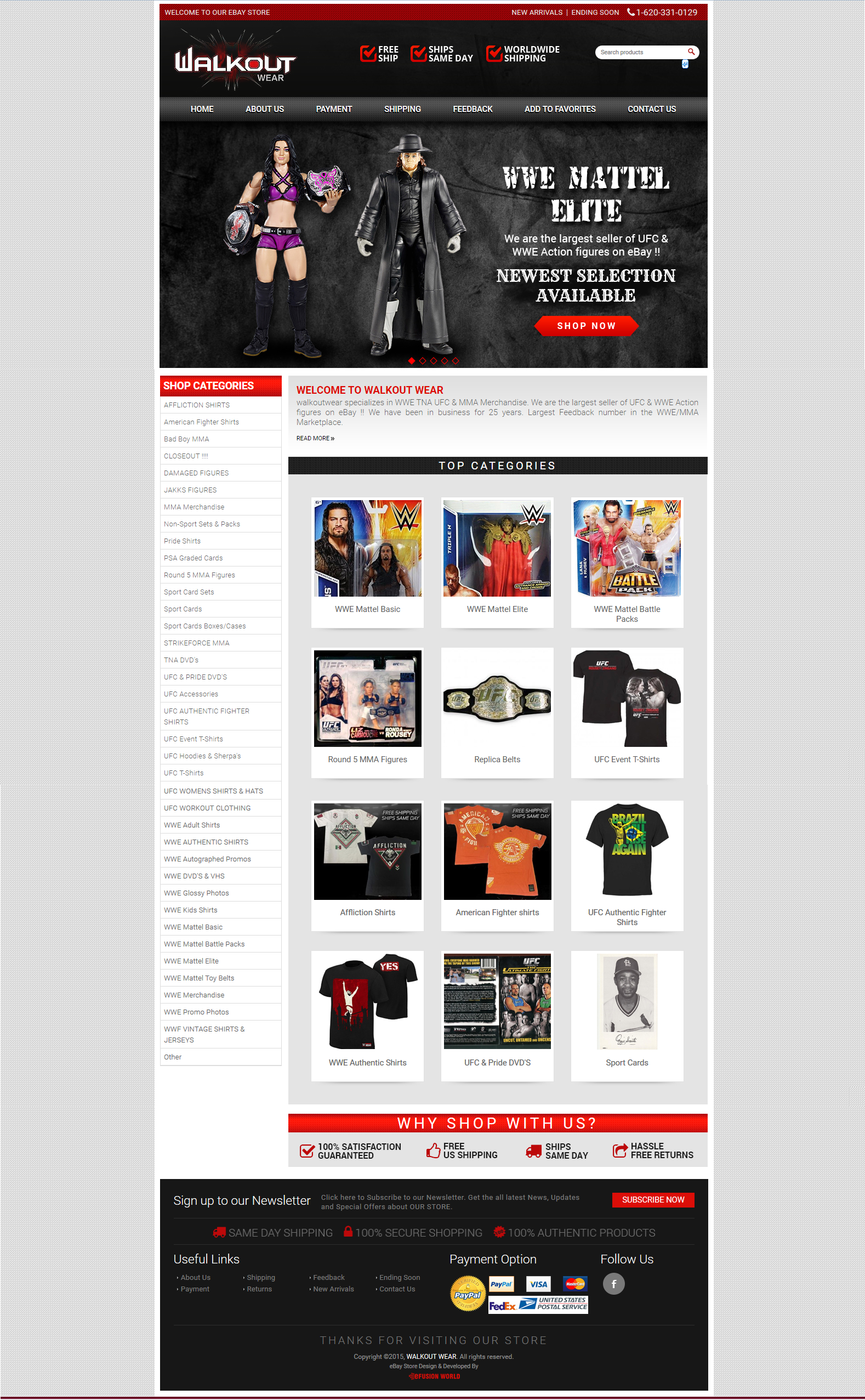 Make Your Storefront Stand Out From The Competition By Using Crea - Make ebay template