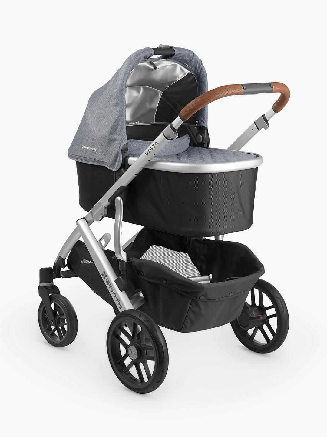 UPPAbaby Vista Pushchair and Carrycot, Gregory Best baby