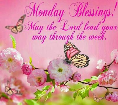 IMMANUEL GOD WITH US: MONDAY BLESSING | IMMANUEL GOD WITH US