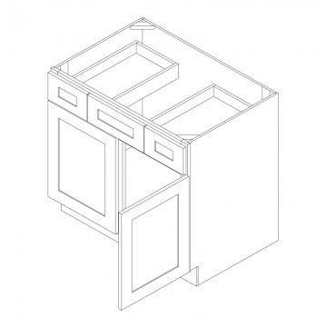 Vanity Sink Base Cabinet With Drawers Ocala Cabinets FL Buy - Bathroom vanities ocala fl