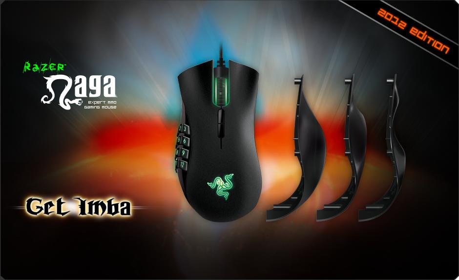 Razor Naga Gaming Mouse Razer Gaming Mice