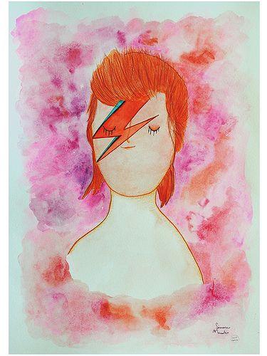Bowie_ Simone Mendes
