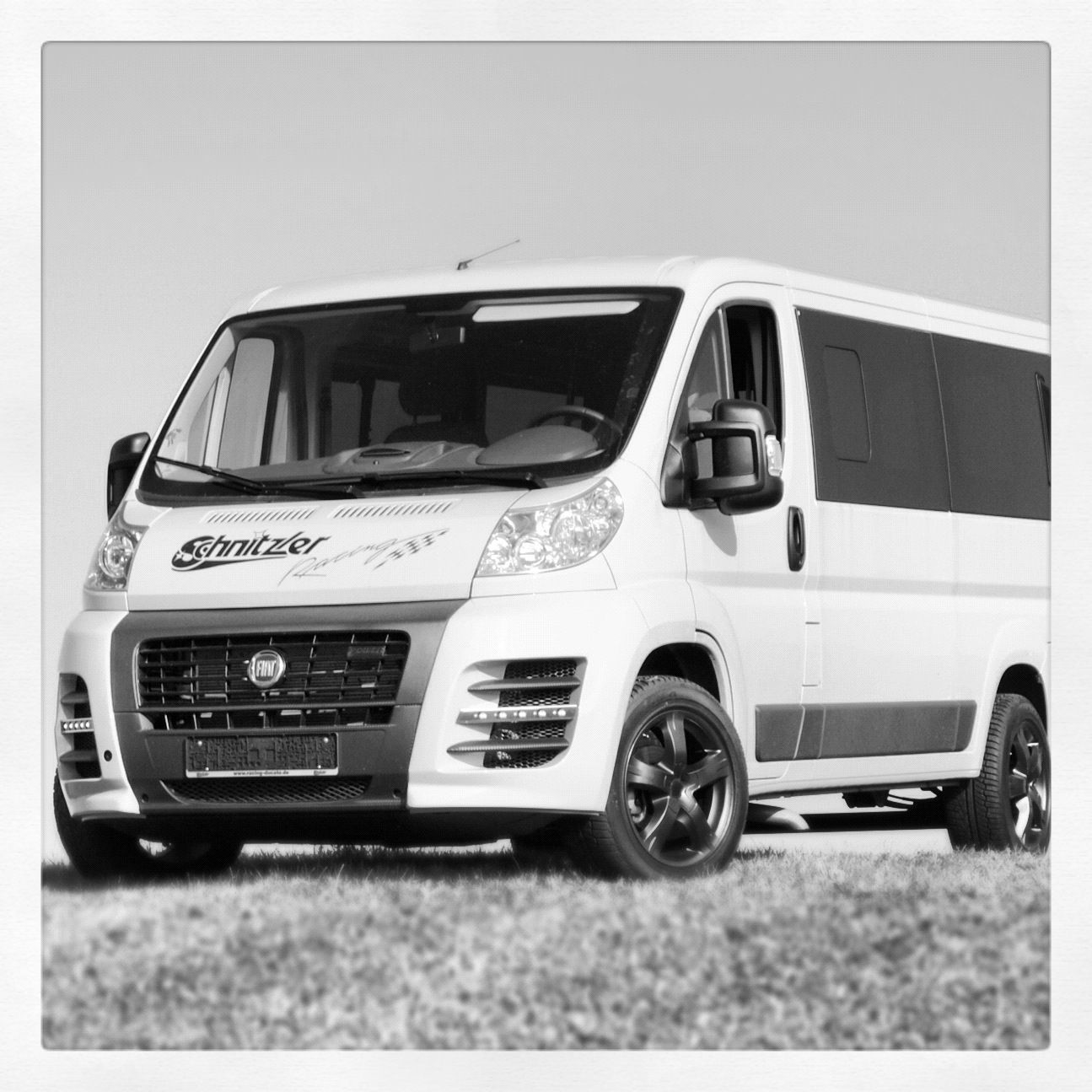 Fiat Racing Ducato Www Racing Ducato De With Images Mini Van