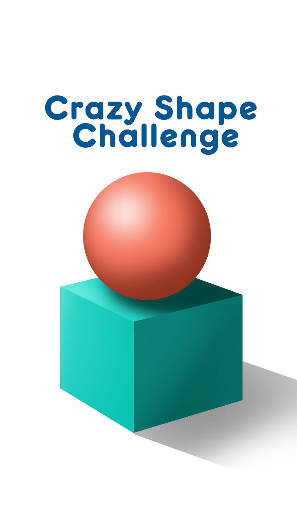 Crazy Shape Challenge is an insanely addictive casual game