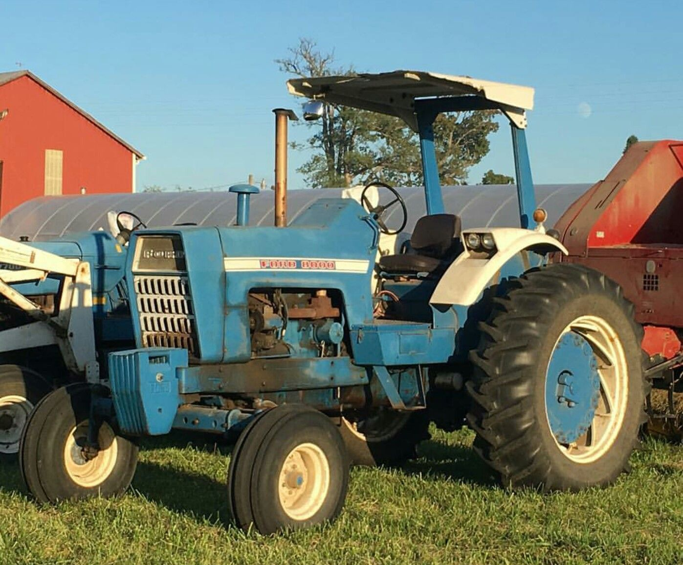 Idea by chuck england on tractors Tractors, Ford news