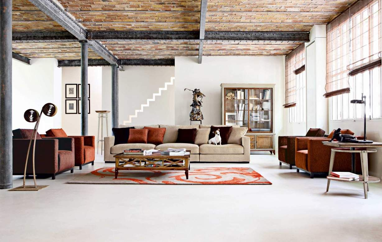 Living Room Inspiration 120 Modern Sofas By Roche Bobois: Collection Nouveaux Classiques