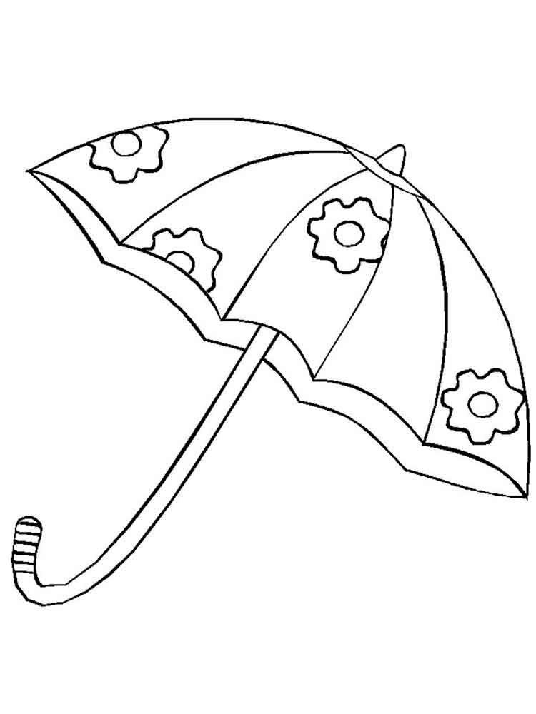 Dibujo De Una Sombrilla Para Colorear Poshuk Google Dibujos Paraguas Paraguas De Colores Dibujos Para Colorear
