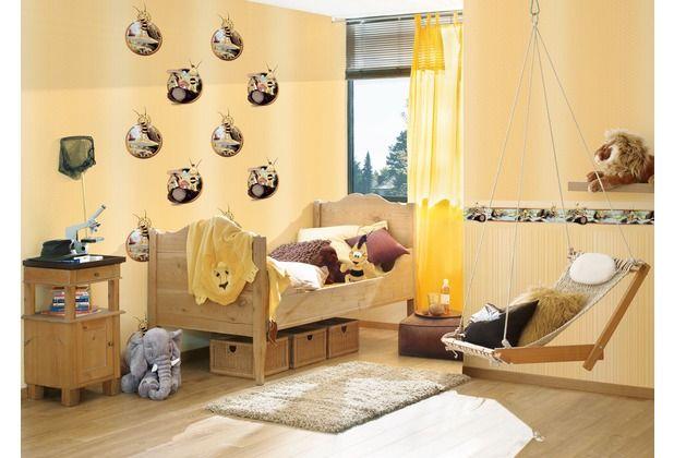 Schönes kindliches Design, durch die Kindheitshelden Biene Maja und ...