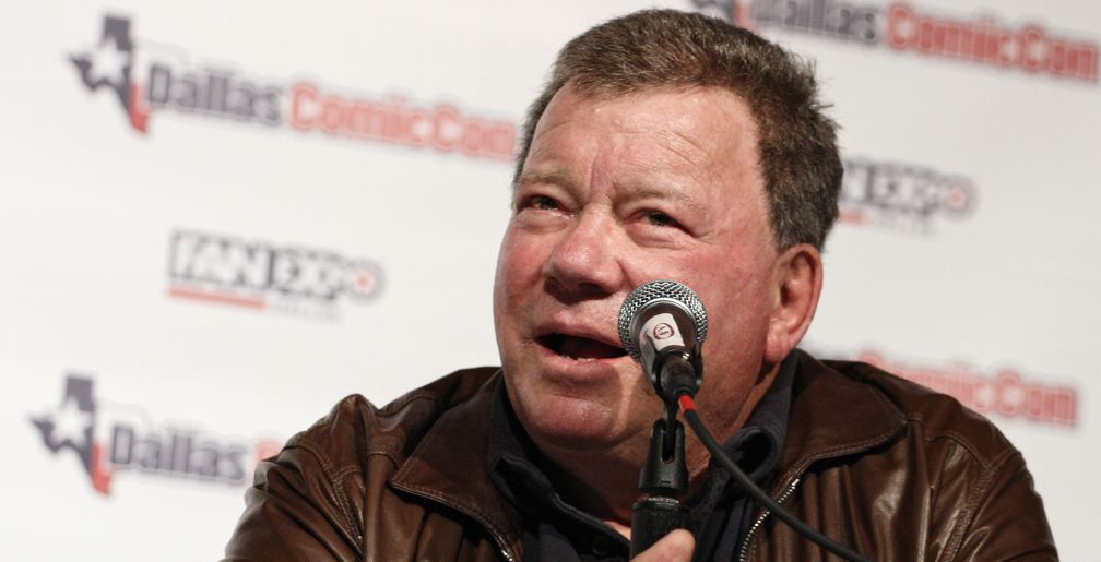 See William Shatner For Free At Fan Expo Dallas