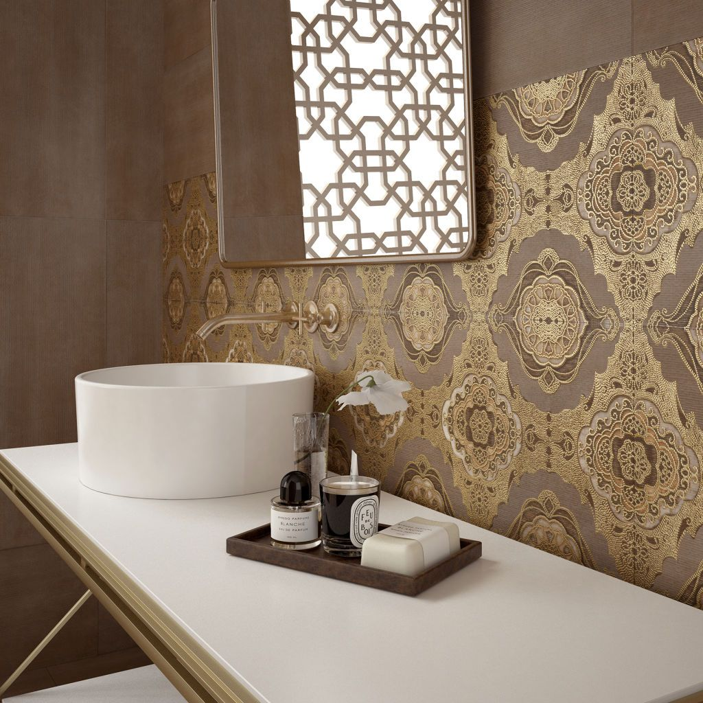 16 Classy Home Decoration Tile Arts With Eastern Motifs Tile art