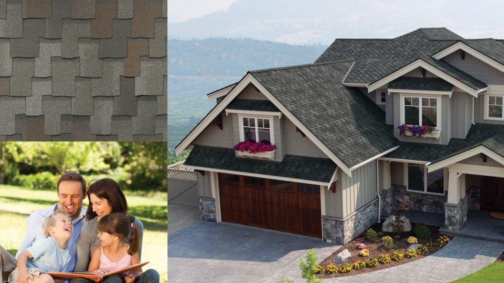 Best Multi Tone Grey Roof Shingles Roof Shingle Colors Roof 640 x 480