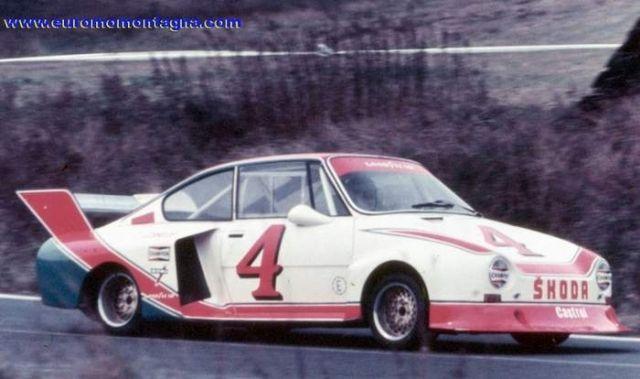 skoda 130 turbo group 5 1978 strange and unusual racing cars pinterest cars race cars und. Black Bedroom Furniture Sets. Home Design Ideas
