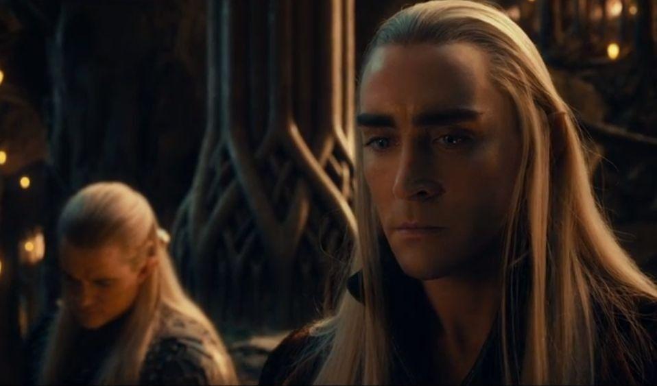 Thranduil And Legolas The Hobbit Desolation Of Smaug