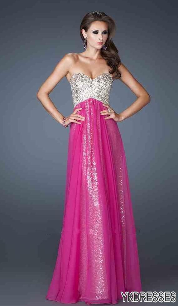 prom dress prom dresses | Prom | Pinterest | Vestiditos