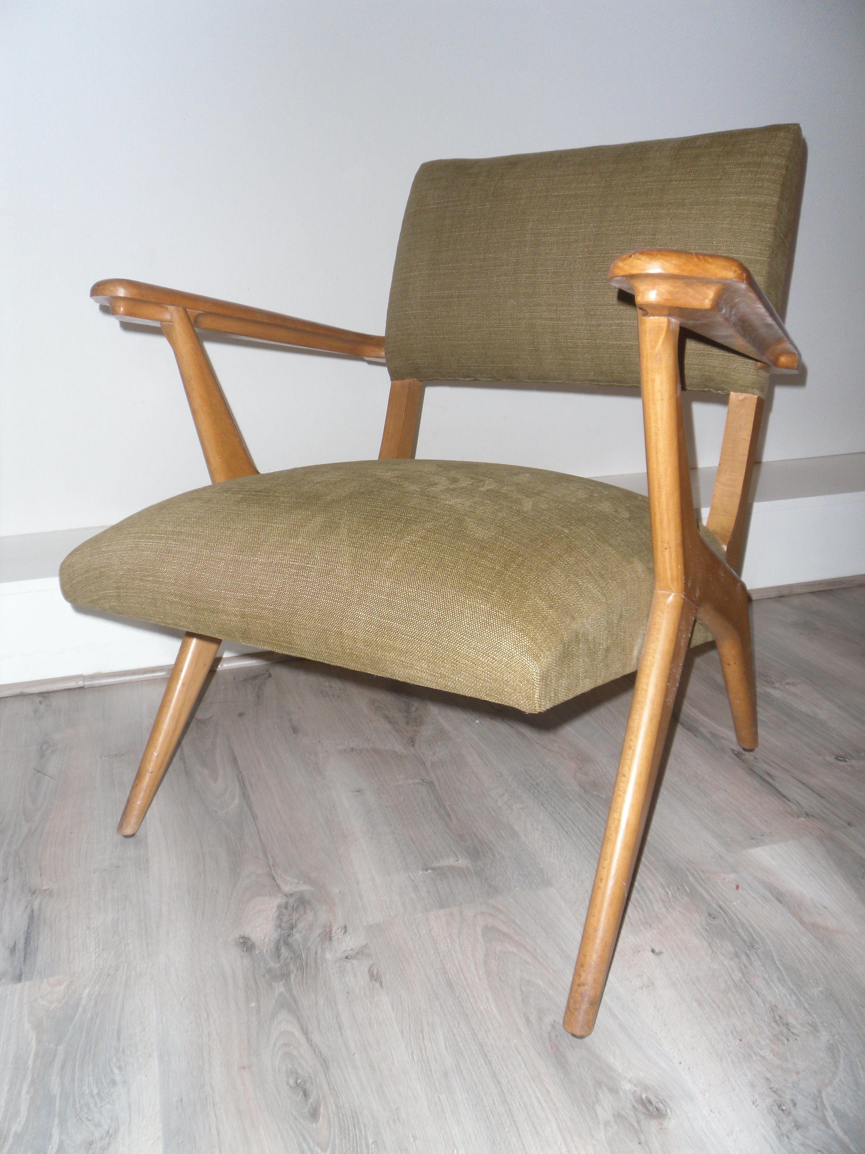 Réfection fauteuil Paris 5 - Thyrse Paris