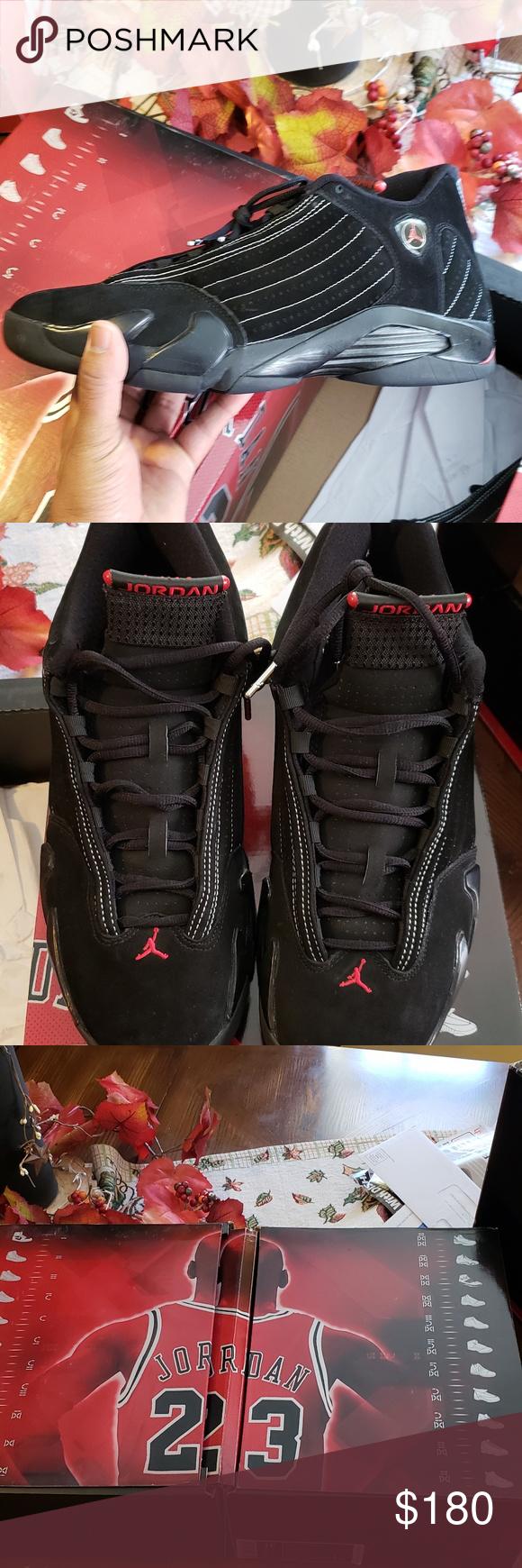 watch 4909d dd21d Jordan 14 cdp Worn1x Shoes Sneakers   My Posh Closet ...