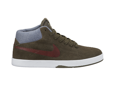 Nike SB Eric Koston Mid Men's Skateboarding Shoe | Nike, Nike sb ...