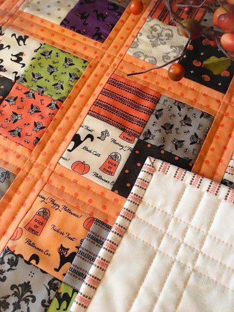 Halloween Quilt : halloween, quilt, Coffee, Quilt, Halloween, Patterns,, Sewing,, Patterns