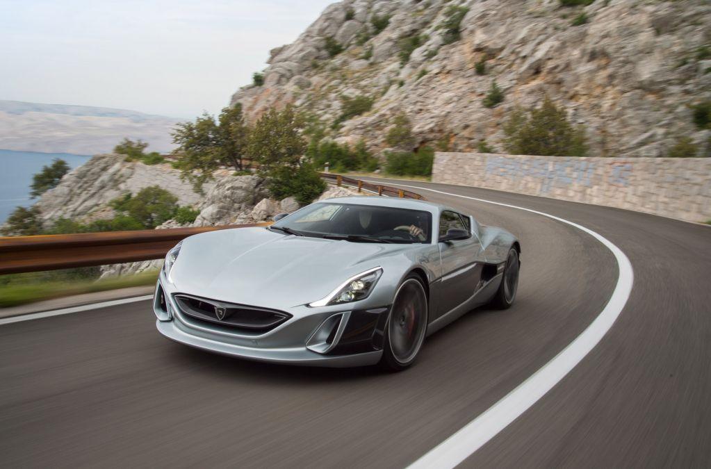 Rimac Automobili Concept One Review Electric Hypercar Driven Concept Bmw Car New Cars