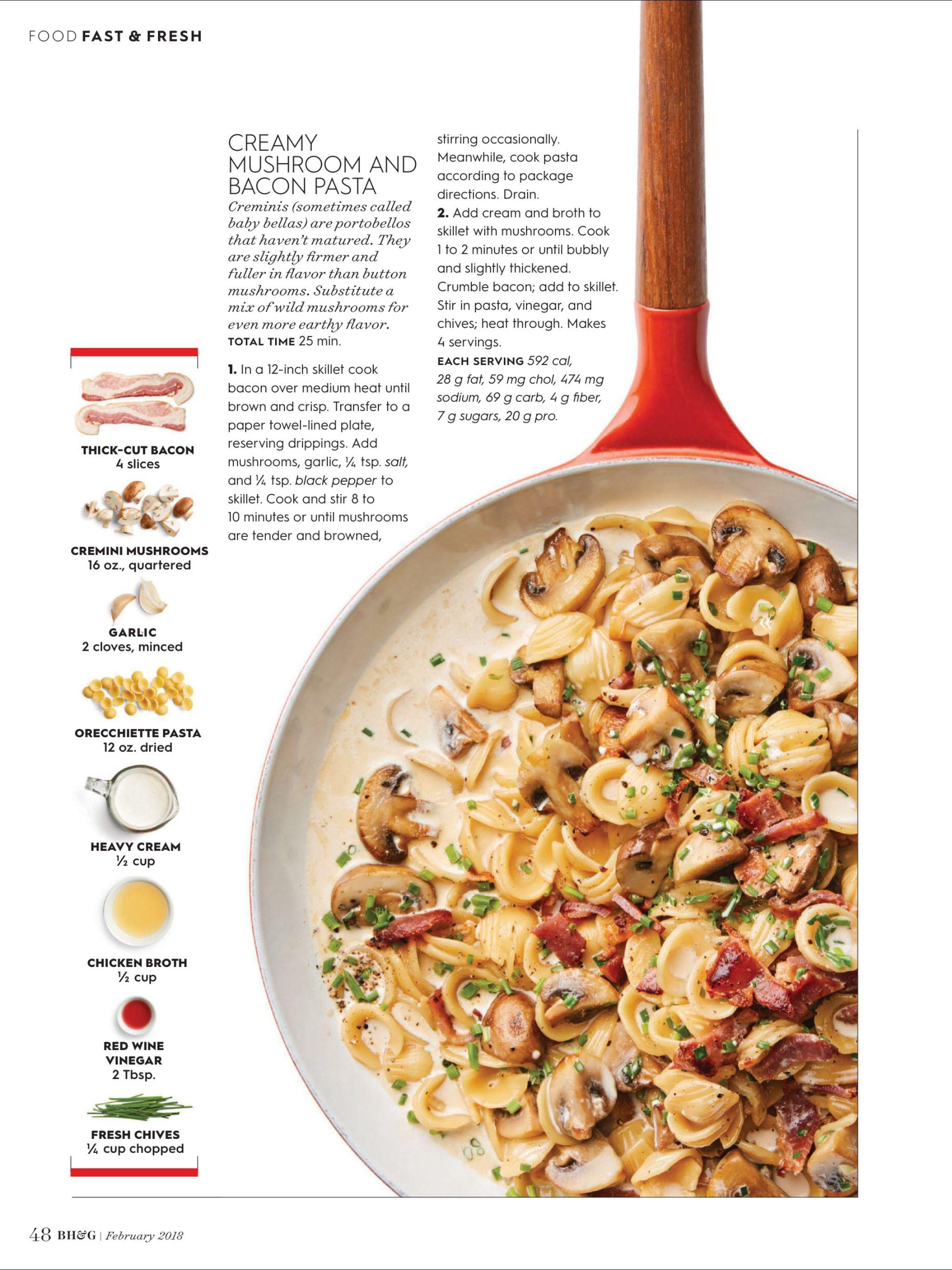 613a2fd56f0fb481d377d75a24f10e20 - Better Homes And Gardens Pasta Recipes