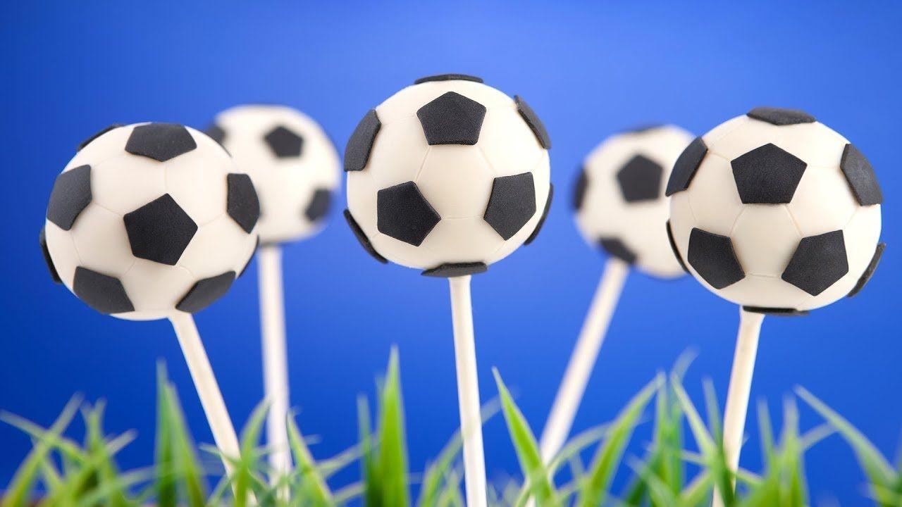 Colors Learn With Soccer Ball Lollipops Dye Coloring For Kids Soccer Cake Pops Cake Pop Tutorial Soccer Cake